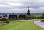Carron Iron Works from Castle Drive