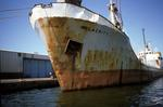 "Ship ""Alacrity"" at Grangemouth Docks"