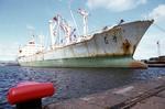 "Ship ""Da Ye"" at Grangemouth Docks"