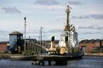 "Tug ""Laggan"" at Grangemouth Docks"