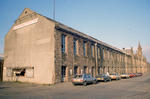 Carron Works office block and clock tower