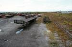 Goods yard at Grangemouth Docks