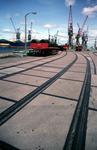 Cranes at Grangemouth Docks