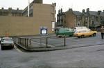 Car park at Garrison Place, Falkirk