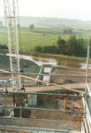 Construction of the Falkirk Wheel