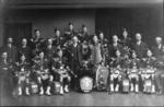 Polmont War Memorial Boys Pipe Band