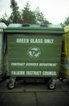 Callendar Park recyling units