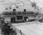 Opening ceremony at Falkirk Public Baths