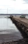 Blackness slip into harbour
