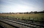 Bog Road Industrial Estate from railway