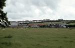 View from Sunnyside Rd, Brightons towards Rumford & Maddiston