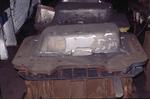 Mould for shower tray, Cockburn Works, Falkirk