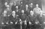 Denny Parish Council members