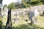 Churchyard,  Church Wynd, Bo'ness