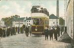 Opening of Falkirk Tramways