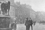 Wellington Statue in High St, Falkirk