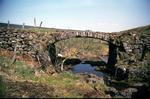 Faughlin Burn Bridge from south
