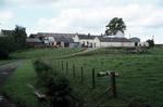 Denovan Mains Farm from east.